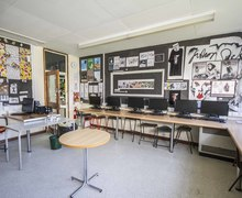 Art classroom 2