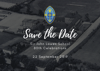 SJL turns 80! Save the Date