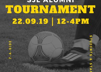 SJL Alumni Football Tournament