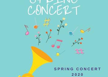 Spring Concert 2020 Music Mash