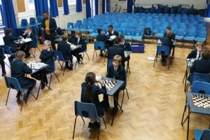 Chess stage 1