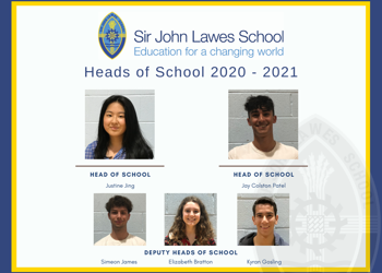 New Heads of School announced