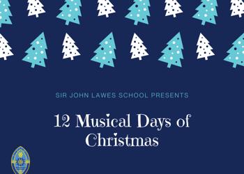12 Musical Days of Christmas