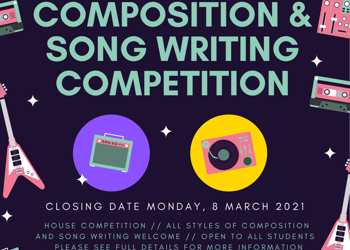 Music announces House Competition