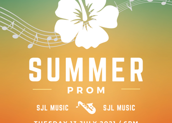 Summer Prom... singing in the summer!
